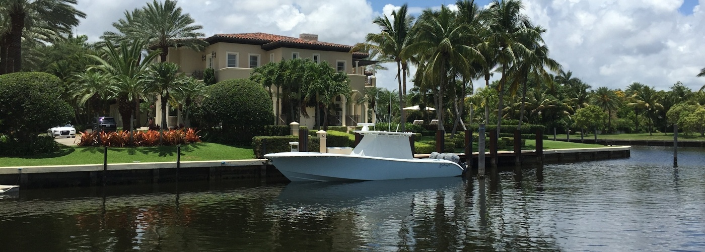 Waterfront Homes For Sale in Miami